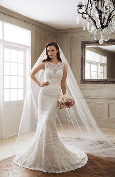 Sophia Tolli Y11869 Phone Bridal Lace Wedding Dresses Denver Mon Cheri