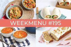 Lekker en Simpel weekmenu #195 Tapas, Paella, Good Food, Pizza, Mexican, Lunch, Snacks, Breakfast, Ethnic Recipes