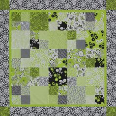 Three-Color Quilts