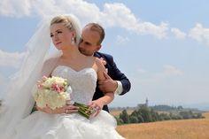 svadba K&M by Marek Zalibera on Mermaid Wedding, Wedding Dresses, Fashion, Weddings, Bride Dresses, Moda, Bridal Gowns, Alon Livne Wedding Dresses, Fashion Styles