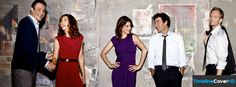 How I Met Your Mother 2 Timeline Cover 850x315 Facebook Covers - Timeline Cover HD