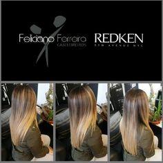 #felicianoferreira  #hairstylist #topdeclasse #redkenpt #redkenportugal #shadeseqbyredken #flashlift Nyc, Hairdresser, New York, New York City