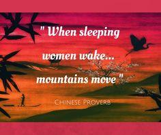 Educate A woman and educate her community. Feminine leadership