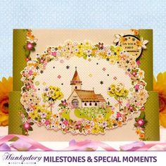 Milestones & Special Moments - Hunkydory | Hunkydory Crafts