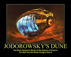 Watch A Clip From 'Jodorowsky's Dune' About The Greatest Film Never Made