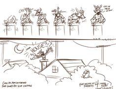 FNAF4 Teaser Comic - In A House - 7-15-15 by Mattartist25 on DeviantArt