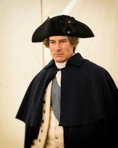 They couldn't have found a better guy to play Washington!