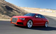 #Audi #RS5- A vehicle that potentiates heartbeats. And with power thrilled.