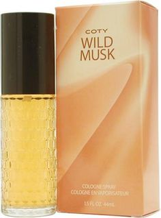 Coty Wild Musk By Coty For Women. Cologne Spray 1.5-Ounces - http://www.theperfume.org/coty-wild-musk-by-coty-for-women-cologne-spray-1-5-ounces/