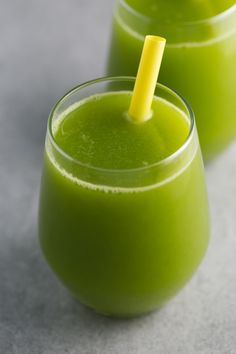 Green juice for weight loss - gesunde Snacks zum Abnehmen - Juice Healthy Detox, Healthy Juices, Healthy Smoothies, Healthy Drinks, Smoothie Recipes, Green Smoothies, Healthy Meals, Healthy Routines, Vitamix Recipes