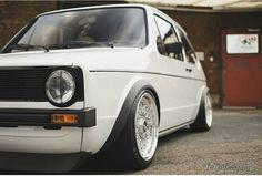 Volkswagen Golf Mk1, Vw Mk1, Mk1 Caddy, Golf 1, Hot Cars, Dream Cars, Mk 1, Bollywood, Vehicles