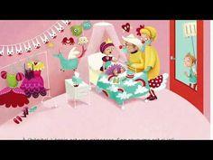 Livre audio - Le cheval de Dr Frog - YouTube Toddler Bed, Audio, Horse, Child Bed