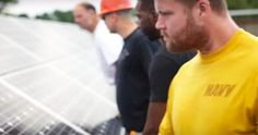 #Solar Industry to Employ 50,000 Vets by 2020 #VeteransDay