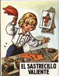 El sastrecillo valiente. http://www.cuentos.pequescuela.com/audiocuento-sastrecillo-valiente.html