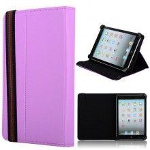Funda Tablet 7 Pulgadas - Función Stand con Cierre - Violeta  $ 140,42