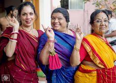South Indian Wedding | Colors | Silk Saris | Jewelry | Wedding ceremony | Wedding Saris | Wedding Jewelry  www.potoksworldphotos.com