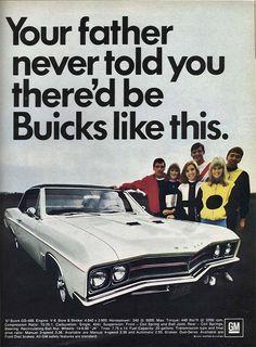 funny old car ads | 10 Funny Old Car Ads - 95 Octane