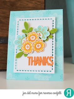 Don't put this Confetti Cuts die set away…you're going to be reaching for it all of the time! The Lacy Scallop Frame Confetti Cuts die set features 3 dies that cut a beautiful lacy and stitched border/frame on a rectangular panel. Note: This is a die with intricate cuts and may require you to rotate