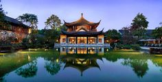 杭州西子湖四季酒店(Four Seasons Hotel Hangzhou at West Lake)