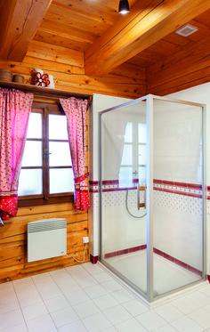 Koupelna a dřevo | Chatař & Chalupář