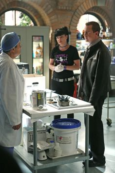 "Tell Me in ""Under The Radar"" Season 11 Episode 3  The NCIS team must rely on Twitter for a case involving a missing Navy Lieutenant, on NCIS, Tuesday, Oct. 8 (8:00-9:00 PM, ET/PT) on the CBS Television Network. Pictured left to right: David McCallum, Pauley Perrette and Sean Murray Photo: Monty Brinton/CBS ©2013 CBS Broadcasting, Inc. All Rights Reserved."