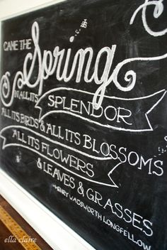 Today I am sharing my Spring chalkboard art and free printable template over on Jennifer Rizzo's blog. I hope you will head on over and check it out! I just love her style and she is also such a truly kind and sweet person. I am so honored to be contributing once a month on...Read More »