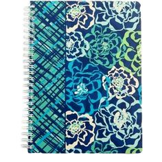 Vera Bradley Notebook with Pockets 3 Subjects Katalina Blues >>> Find out more about the great product at the image link. (This is an Amazon Affiliate link and I receive a commission for the sales)