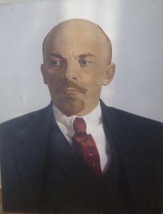 Портрет Ленин В.И.