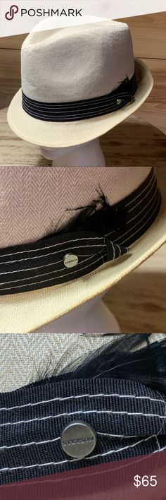 e2f703f1c6c Stetson Vintage Fedora Style Stetson Fedora Style Same day shipping if  ordered before 🎉 Offers welcome!