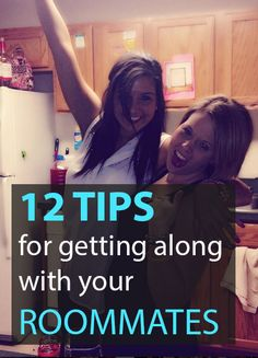 Tips for Getting Along With Your College Roommates
