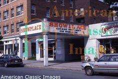 Showplace Theater, Pittsfield - RIP