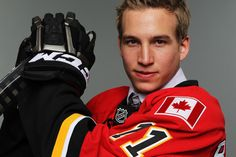 Sven Beartschi Flames prospects #calgaryflames #nhl