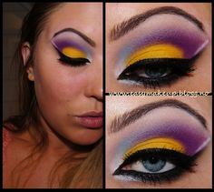 Welcome to Rio http://www.makeupbee.com/look_Welcome-to-Rio_50639