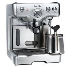 "Breville BRE800ESXL ""Duo-Temp""  Commercial 15-Bar Triple Priming Die Cast Espresso Machine Breville http://www.amazon.ca/dp/B00092ZVXA/ref=cm_sw_r_pi_dp_PBBaub0JND9SP"