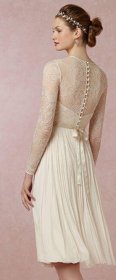 Robe soiree dentelle rose