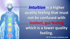 trusting our intuition - Google Search
