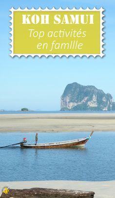 Le top des activités sur Koh Samui à partager avec les enfants Ko Samui, Bali, Destinations, Blog Voyage, Maxime, Water, Outdoor Decor, Travel, Family Travel