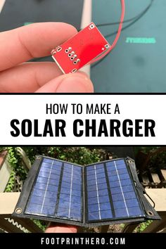 Solar Projects, Energy Projects, Diy Projects To Try, Solar Phone Chargers, Solar Charger, Off Grid Solar Power, Solar Powered Lights, Diy Solar, Wind Power