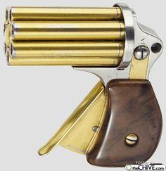Image detail for -guns weapons weird 0 Worlds most unconventional guns (27 photos)
