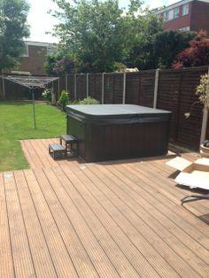 Garden Decor #hot_tub