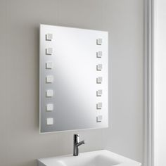 1000 images about miroir 60cm salle bain on pinterest for Miroir 150x80