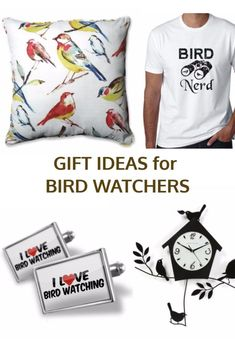 Bird Watching Presents Christmas Birthday Retirement Gift Ideas For Watchers