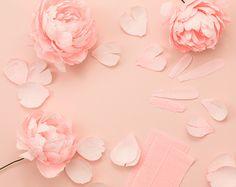 Diy make a peony for mothers day wedding flowers pinterest diy paper peony bouquet mightylinksfo