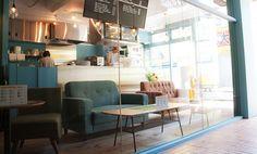 [Shimokitazawa] Cafe Normale   interior shop NOCE cafe