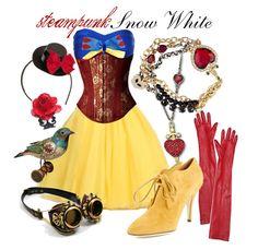 Moda steampunk de las Princesas Disney
