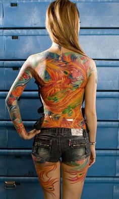 55 Awesome Japanese Tattoo Designs | Cuded ~ Sexy