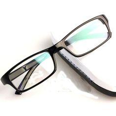 Glasses frame radiation-resistant black-rimmed glasses myopia eyeglasses frame plain mirror