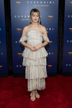 Share, rate and discuss pictures of Melissa Benoist's feet on wikiFeet - the most comprehensive celebrity feet database to ever have existed. Supergirl Superman, Supergirl And Flash, Melissa Benoist, Batwoman, Melissa Supergirl, Just Girl Things, Red Carpet Looks, Celebrity Feet, Royal Fashion