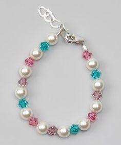 Another great find on White Swarovski Crystal & Pearl Bracelet Diy Jewelry Necklace, Bead Jewellery, Wire Jewelry, Beaded Jewelry, Jewelry Bracelets, Beaded Necklace, Steampunk Necklace, Steampunk Diy, Boho Jewelry