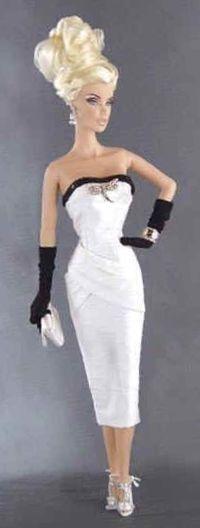 barbie dolls elegant  35 33 6